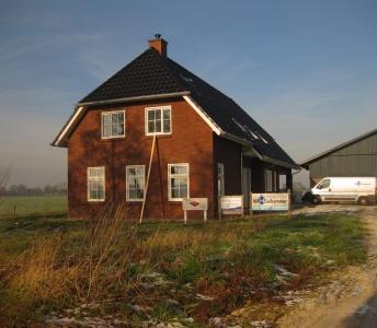 Nieuwbouw woning Klaas Kloosterweg Oost