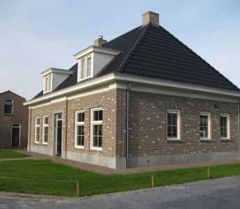 Nieuwbouw notariswoning Nieuwleusen