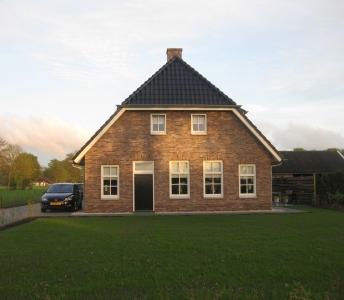 Nieuwbouw 'open plekken' boerderij Staphorst