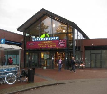 Restyling winkelcentrum Deppenbroek