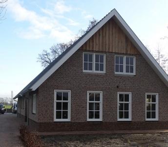 Vrijstaande woning Staphorst